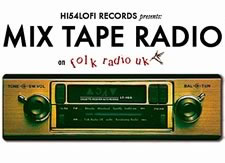 Mix Tape Radio on Folk Radio UK: Ep 15 feat Joseph McNulty Session